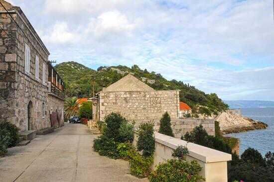 Merveilleux séjour sur l'île de Mljet chez Blazenka Cumbelic à Kozarica 1
