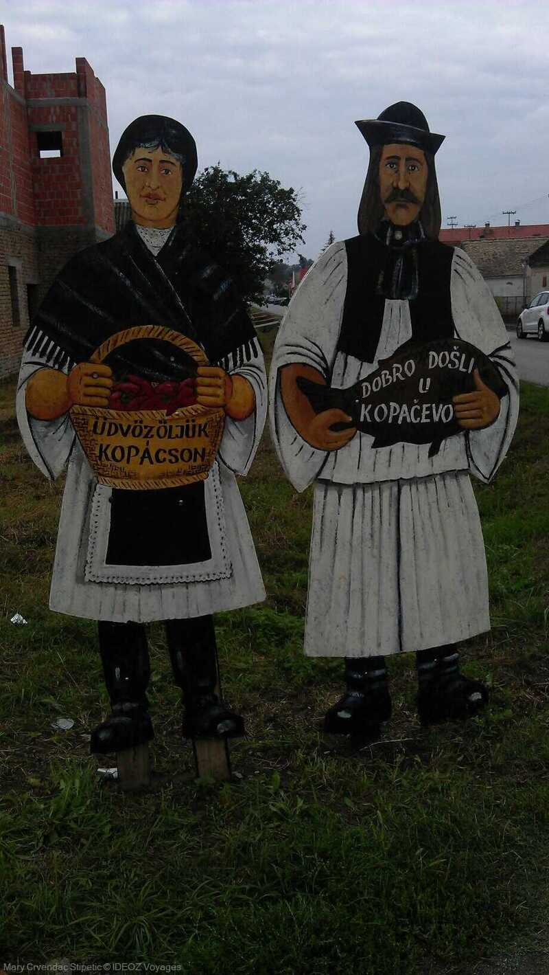Ribarski Dani à Kopačevo : Festival des pêcheurs et de la Fis paprikas en Slavonie 18