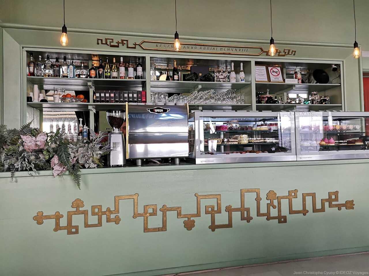 café Gardann Kaposvar