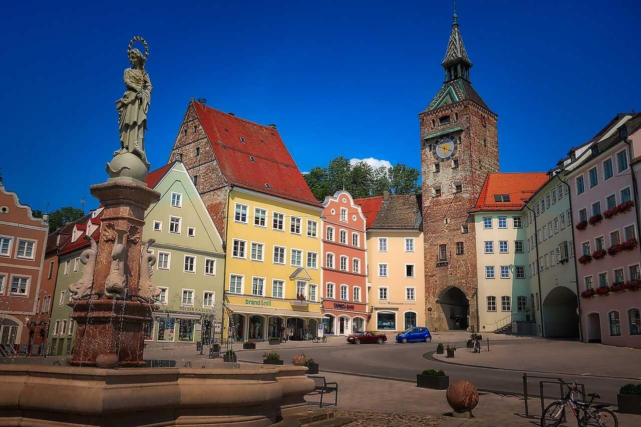 centre historique de landsberg