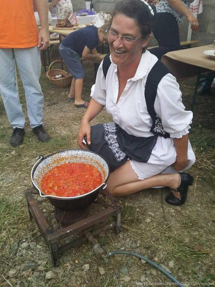 Ribarski Dani à Kopačevo : Festival des pêcheurs et de la Fis paprikas en Slavonie 14