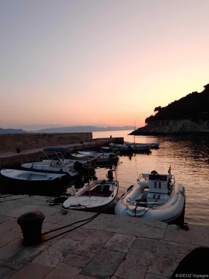 Merveilleux séjour sur l'île de Mljet chez Blazenka Cumbelic à Kozarica 9