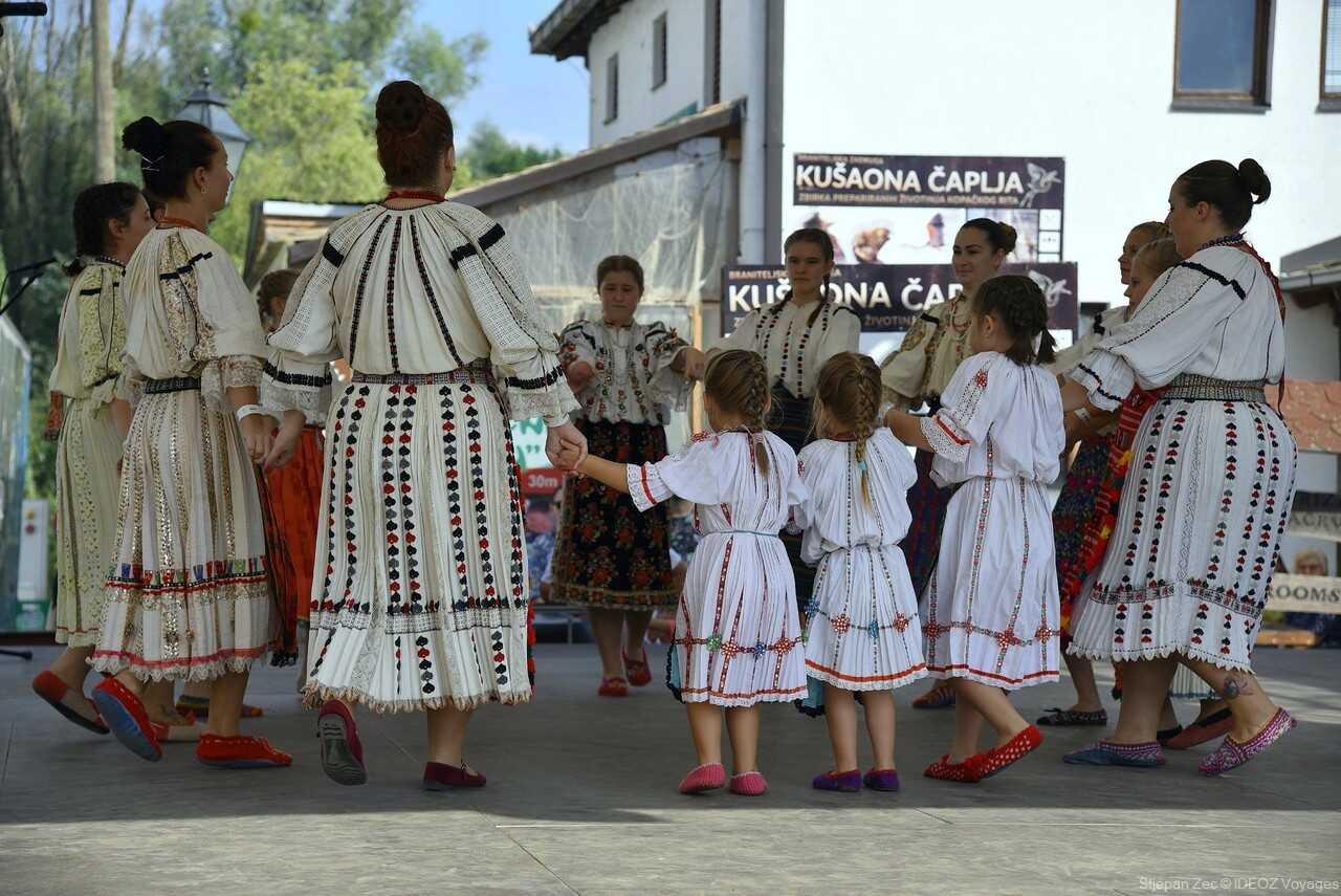 danses folkloriques de slavonie baranja