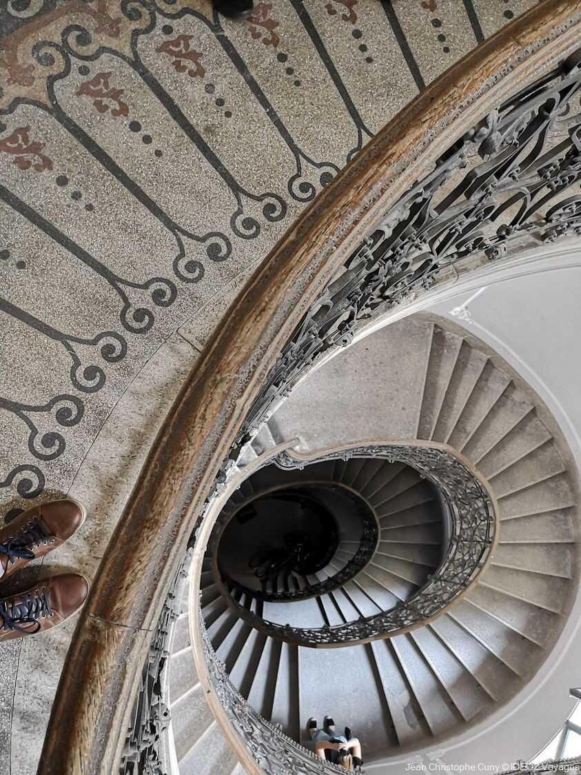 Budapest100 : une chasse aux trésors architecturaux d'immeubles centenaires 1