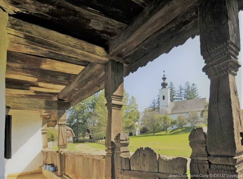 kaposvar musée en plein air Szenna