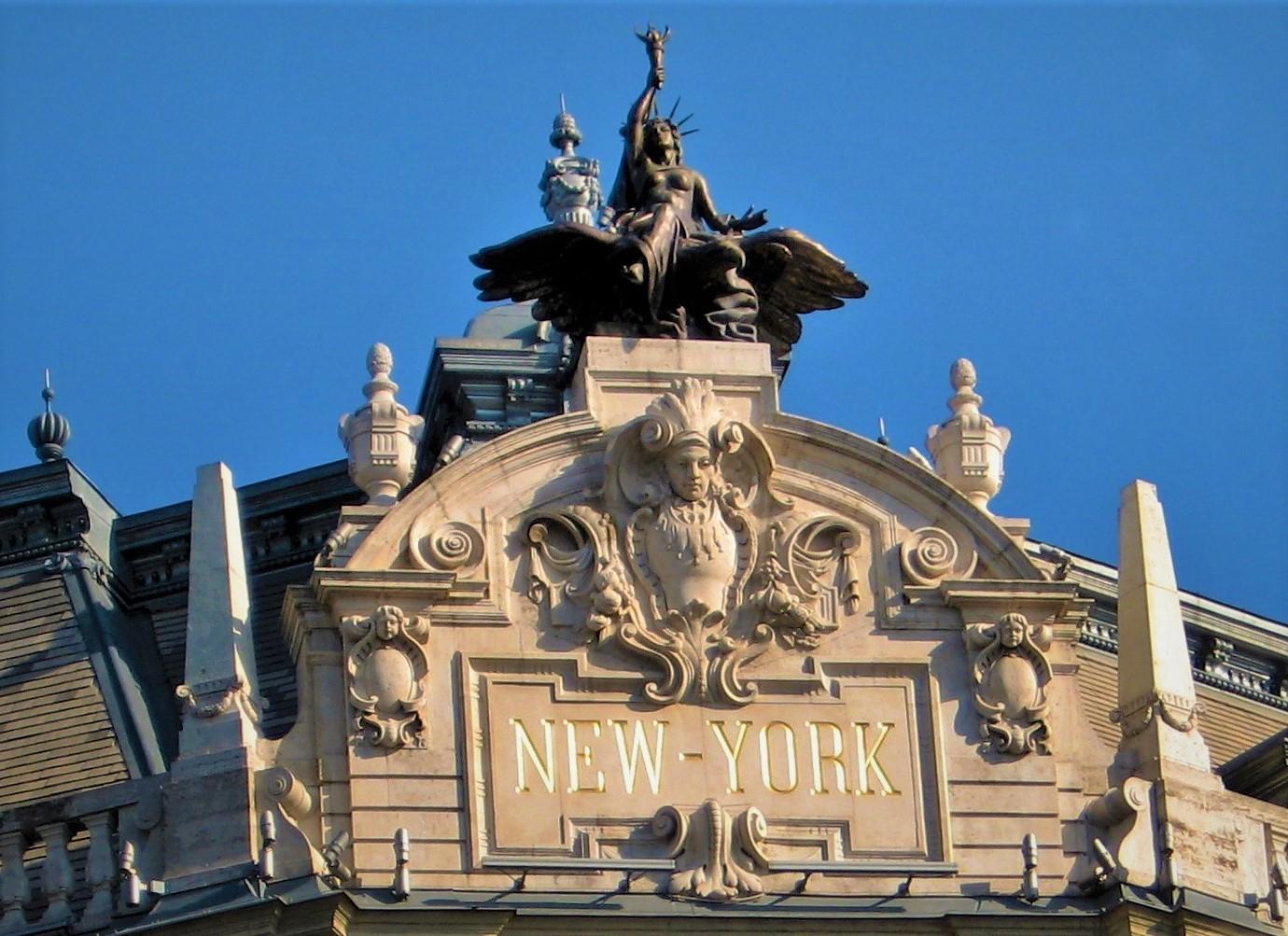 Café New York : la Belle Epoque à Budapest 1