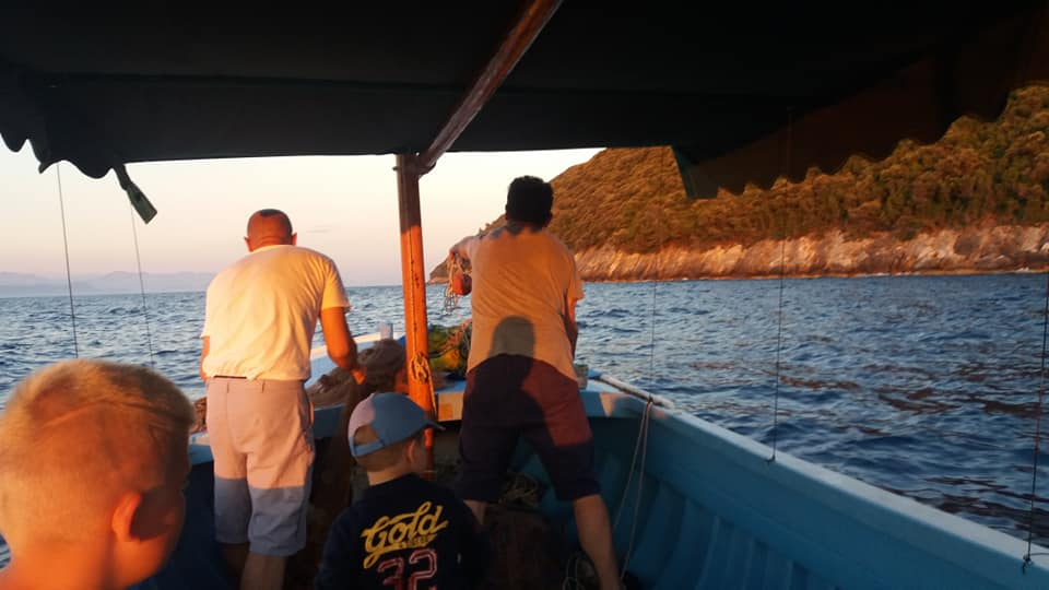 Merveilleux séjour sur l'île de Mljet chez Blazenka Cumbelic à Kozarica 7