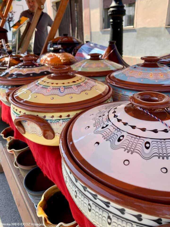 poteries croates artisanat de slavonie