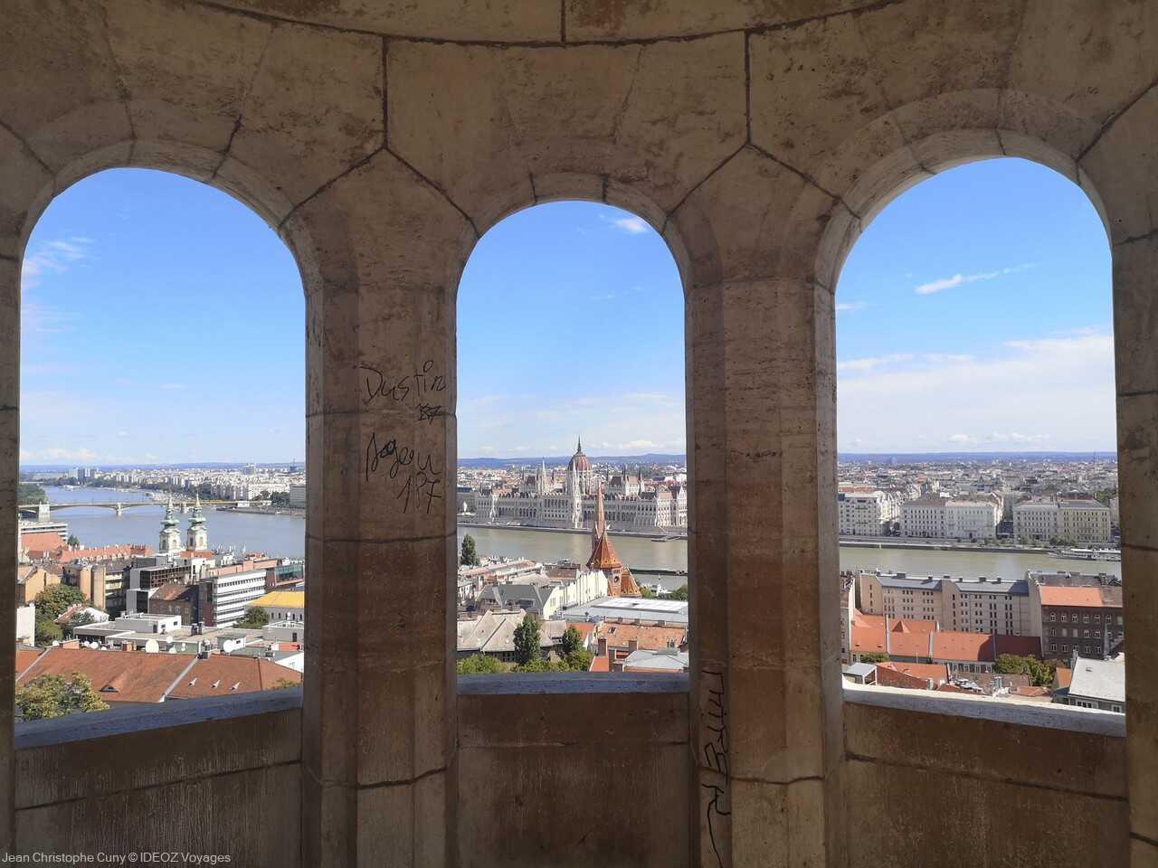 quartier du château à budapest