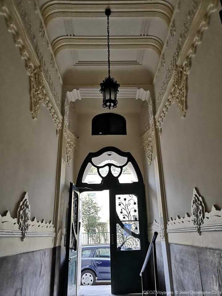 Budapest100 : une chasse aux trésors architecturaux d'immeubles centenaires 7