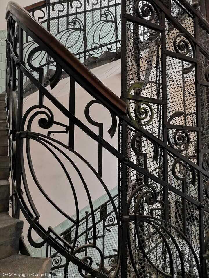 Budapest100 : une chasse aux trésors architecturaux d'immeubles centenaires 12
