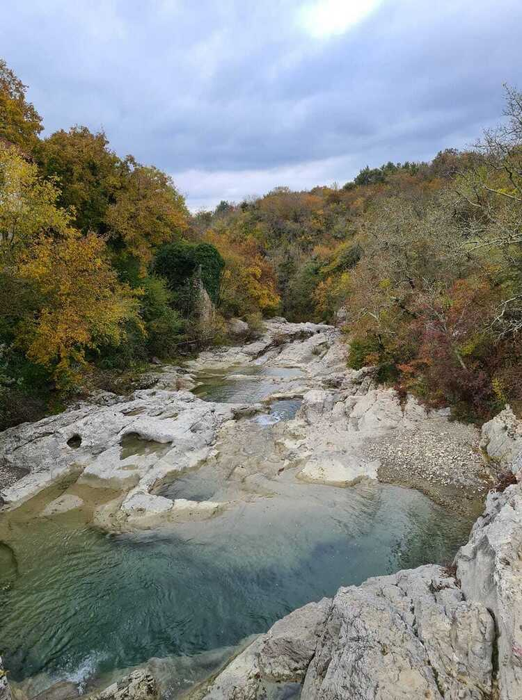 Staza 7 Slapova : randonnée sur la route des 7 cascades en Istrie 1