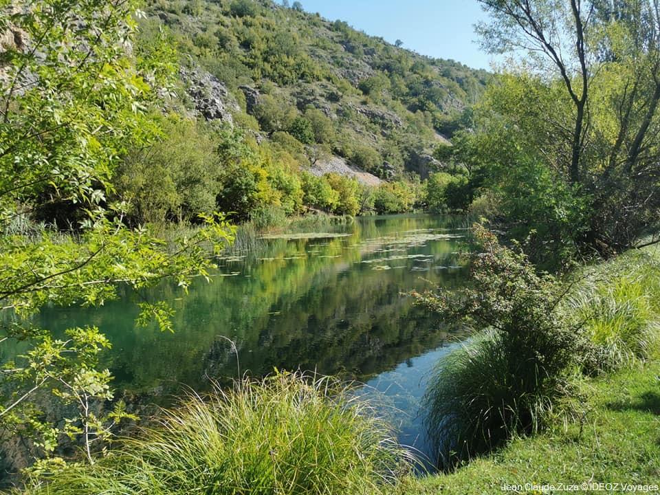 Randonnée dans le canyon de la rivière Krupa ; balade et baignade dépaysante 6