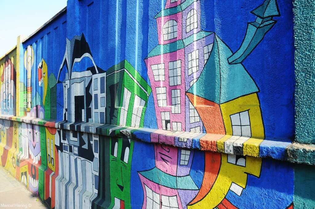 Zagreb Street Art Ulica kneza Branimira