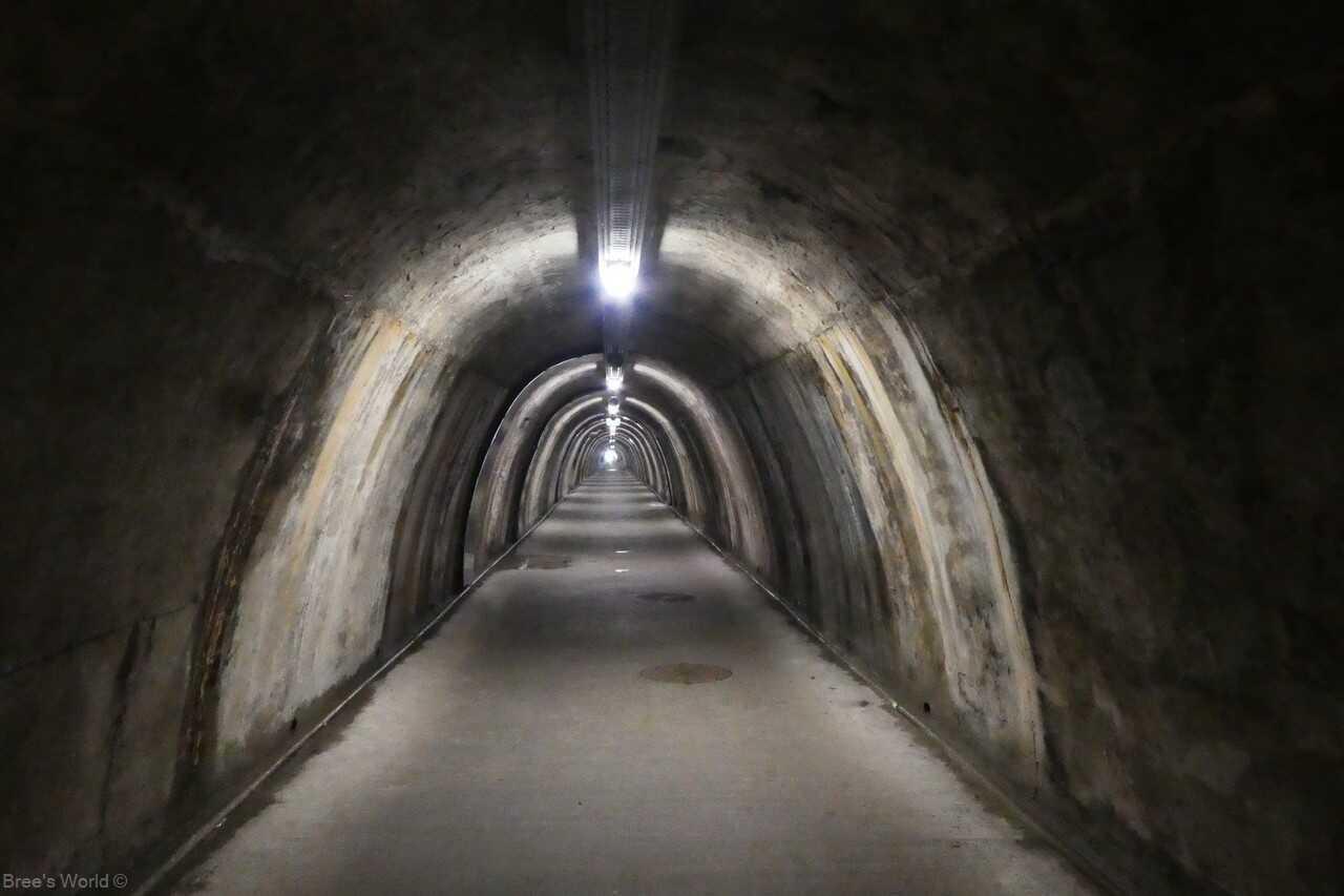 tunnel Gric à zagreb