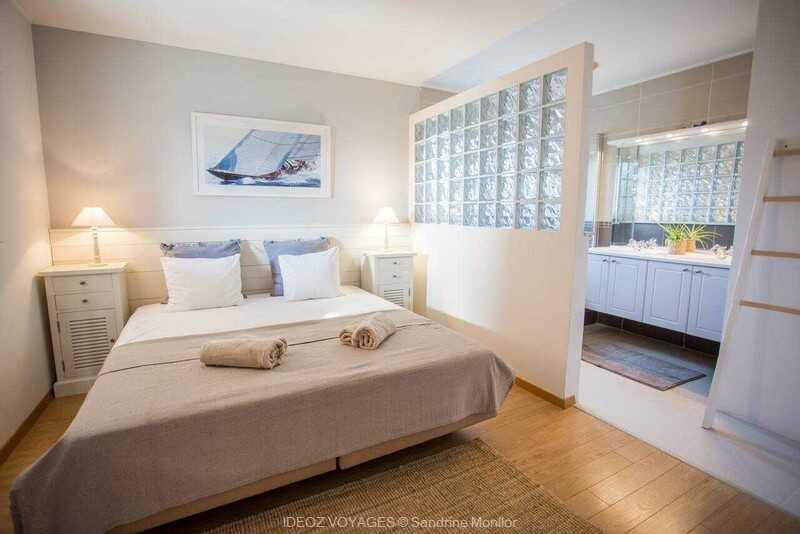 chambre à la villa lena à pakostane