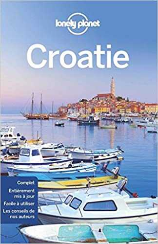 lonely planet croatie