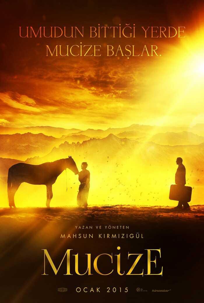 affiche du film turc mucize de mahsun kirmizigül