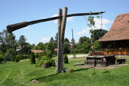 puits à l'agrotourisms bistriki
