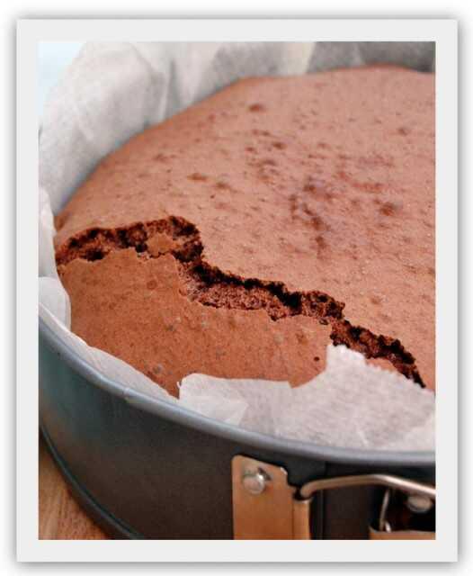 gateau au chocolat au toblerone