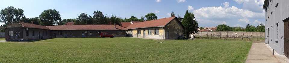 Camp de la Croix-Rouge ancien camp de concentration nazi à nis