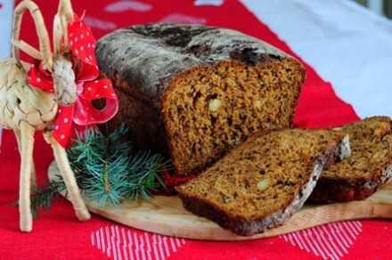 Joululeipä pain de noel finlandais