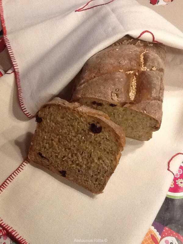 Joululeipä  pain de noël finlandais
