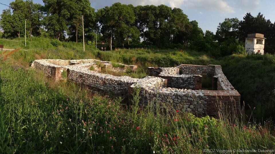 Mediana villa romaine à nis