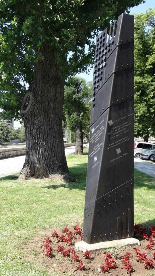 mémorial à Nis