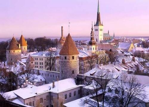 Les plus belles villes d'Europe et plus insolites 7