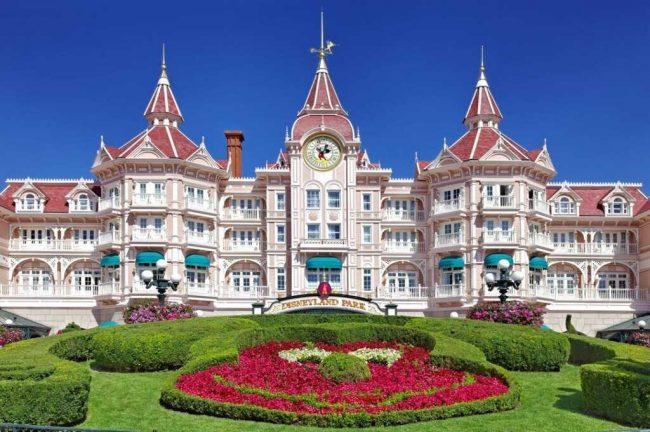 hotel disney paris se détendre en amoureux