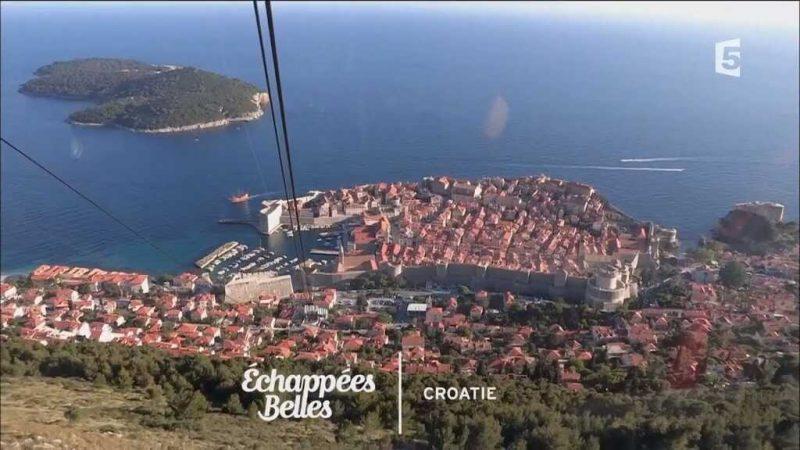 échappées belles en croatie