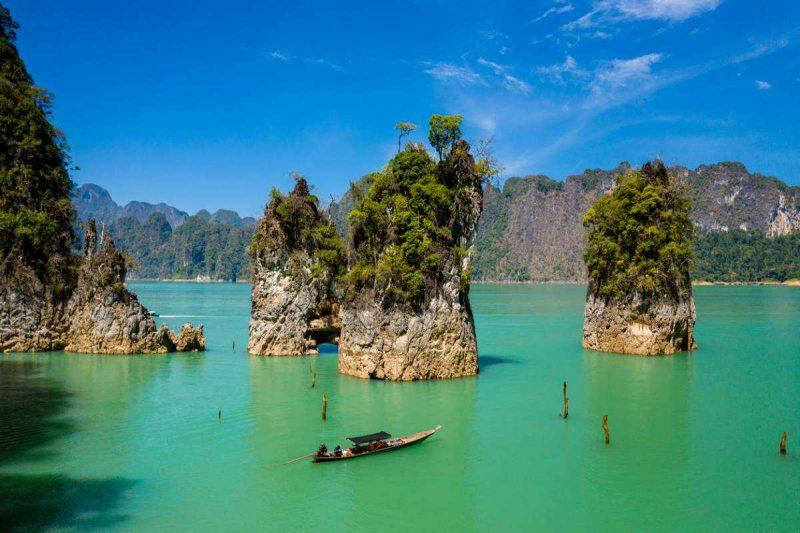thailande baie de Phang Nga depuis phuket