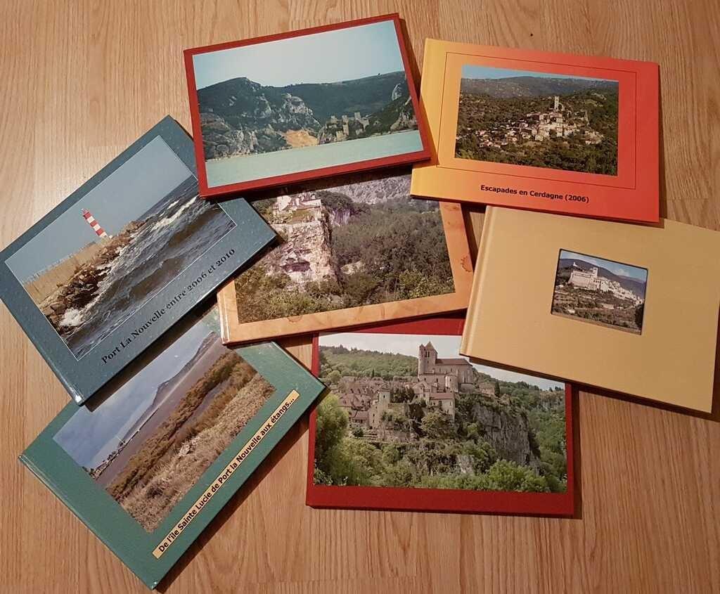 livres photos voyage