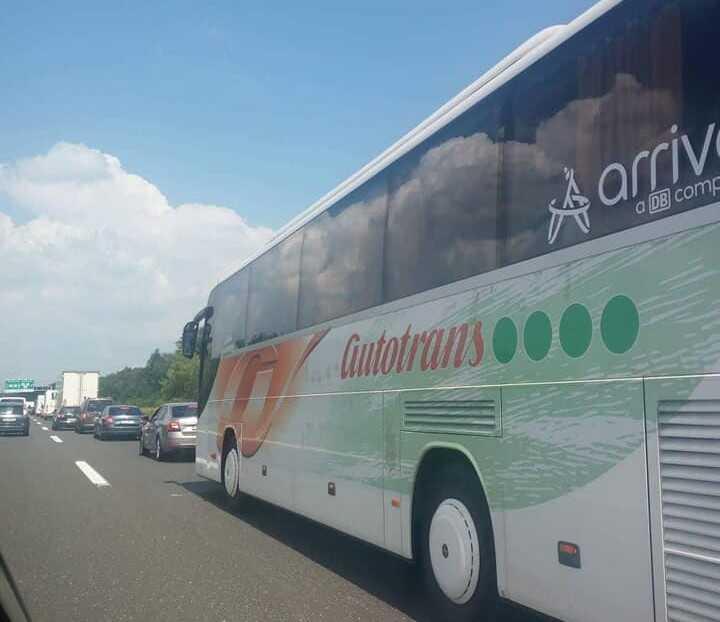 rouler en autobus en croatie