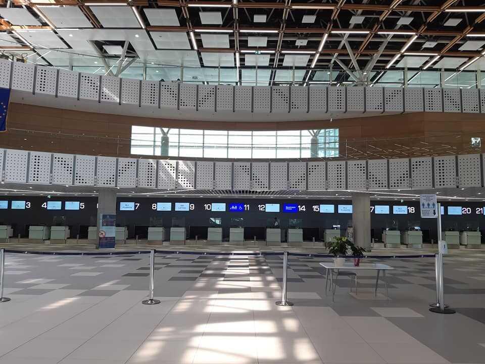 aéroport de split