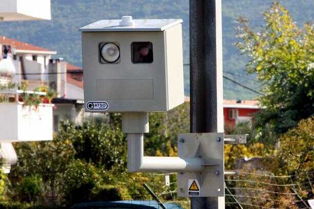 camera radar automatique en croatie