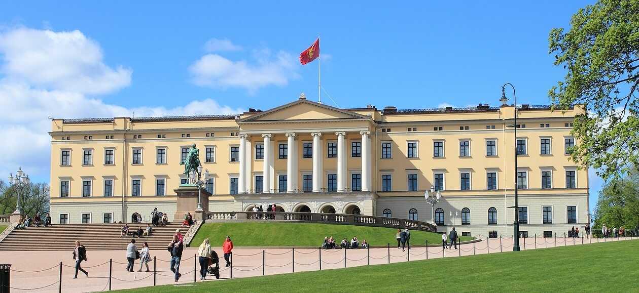 oslo palais royal