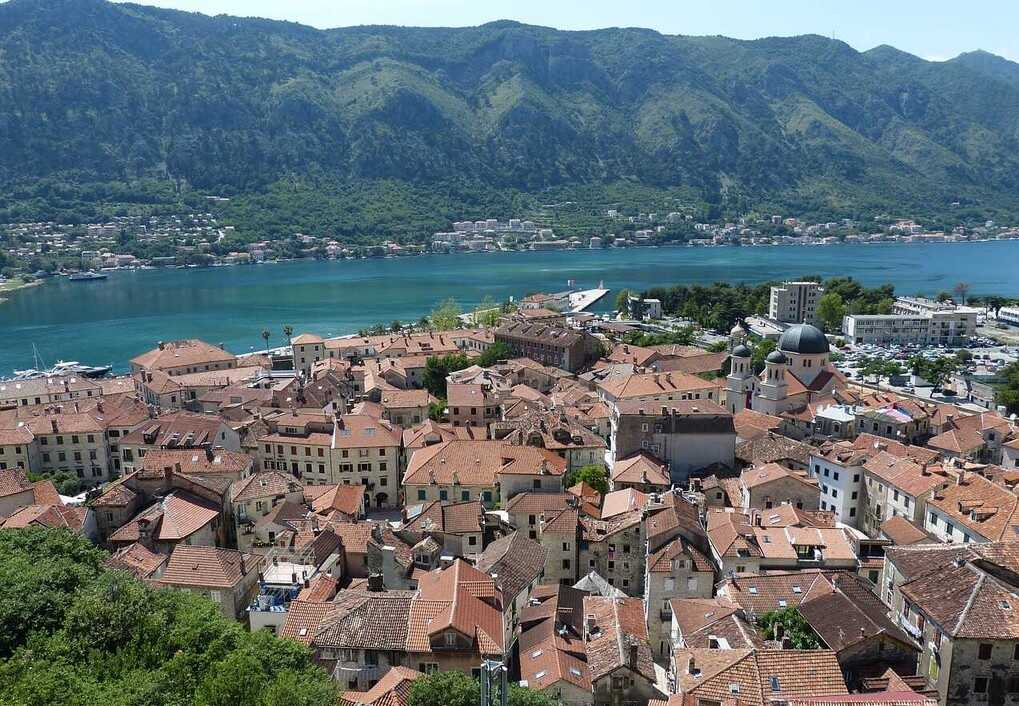 visiter kotor au montenegro