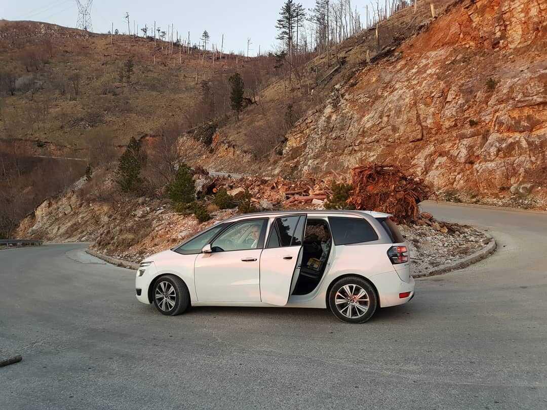 elvis chauffeur privé en croatie au montenegro et en bosnie