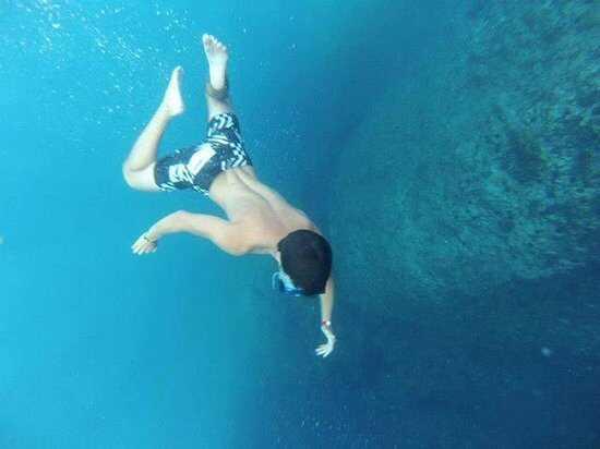 snorkeling dans les kornati