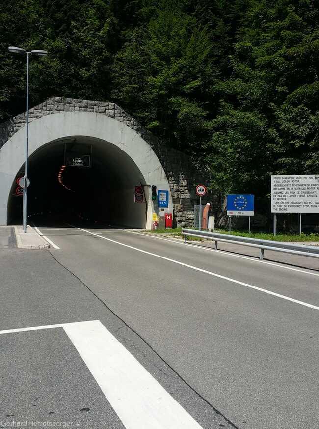 Tunnel du Loibl