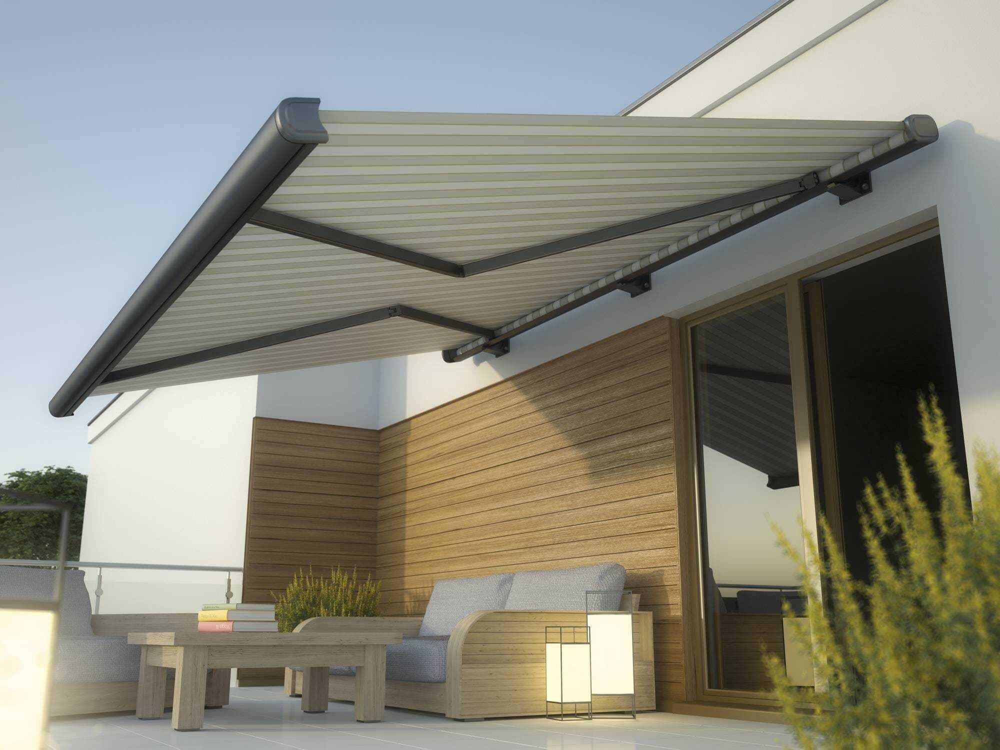 store banne maison terrasse