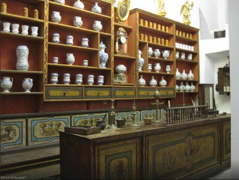 dubrovnik musee et pharmacie du monastere franciscain
