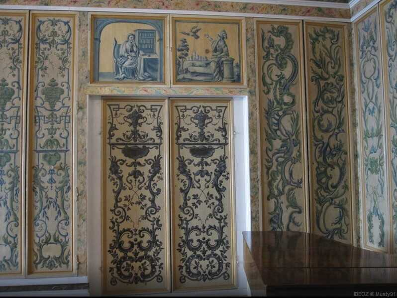 dubrovnik salon palais du recteur