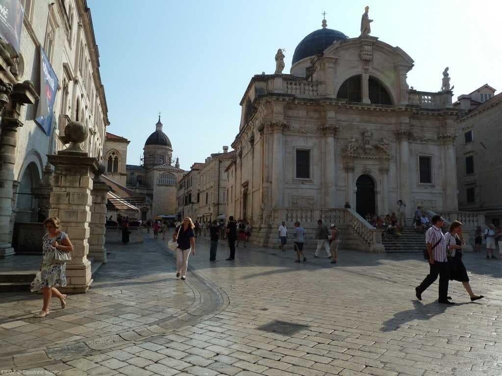 dubrovnik cathedrale saint blaise