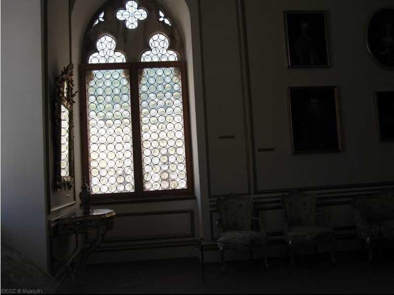 dubrovnik palais du recteur fenetre