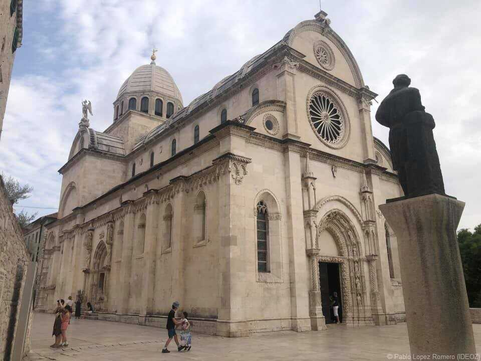 cathedrale saint jaques de sibenik 1