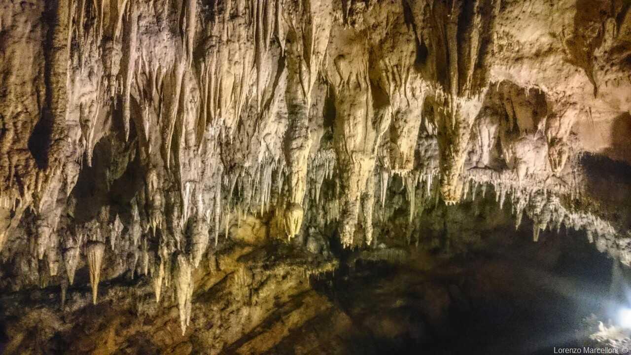 grotte de barac près de plitvice