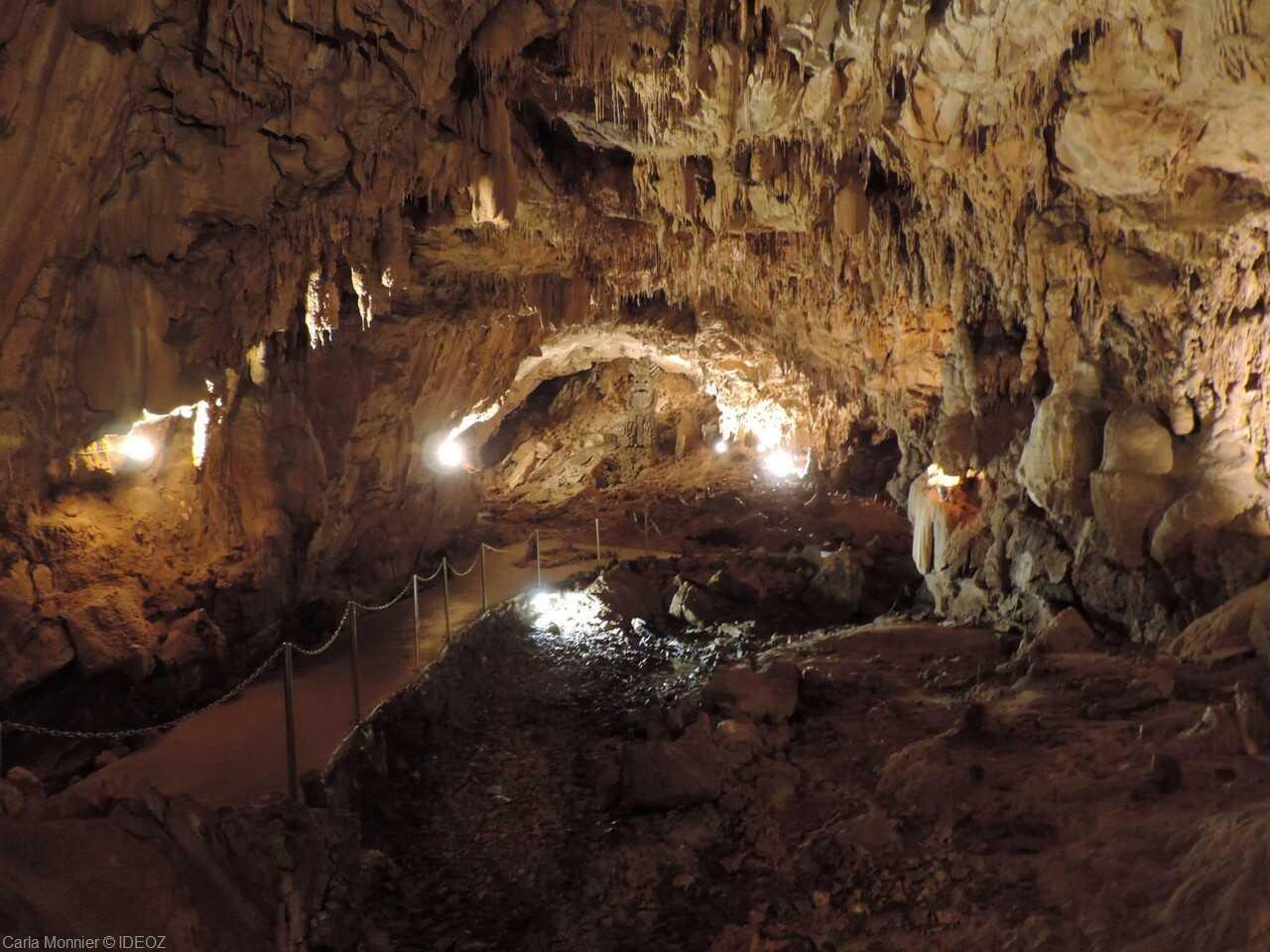 grotte de vrelo a fuzine